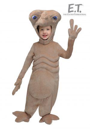 Fantasia de ET para Crianças -E.T. Toddler Costume