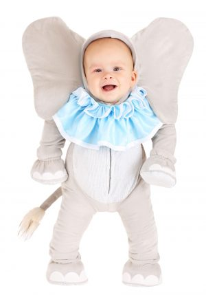 Fantasia de Elefante para bebe – Elo the Elephant Infant Costume