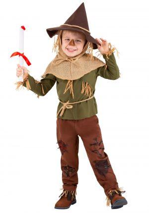 Fantasia de Espantalho de Mágico de Oz para crianças- Toddler's Wizard of Oz Scarecrow Costume