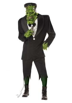Fantasia de Frankenstein – Big Frank Costume