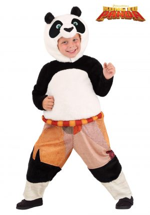 Fantasia de Kung Fu Panda -Kung Fu Panda Toddler Po Costume