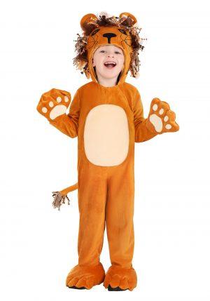 Fantasia de Leão rugindo para crianças -Kids Roaring Lion Costume