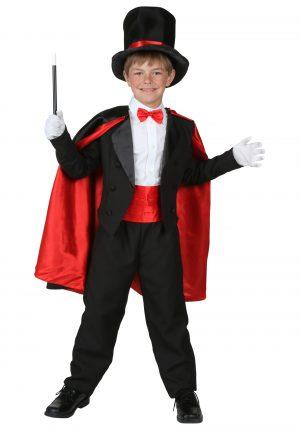 Fantasia de Magico infantil – Kids Magician Costume