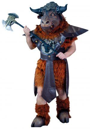 Fantasia de Minotauro adulto – Adult Minotaurus Costume