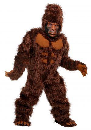 Fantasia de Pé Grande – Bigfoot Boys Costume