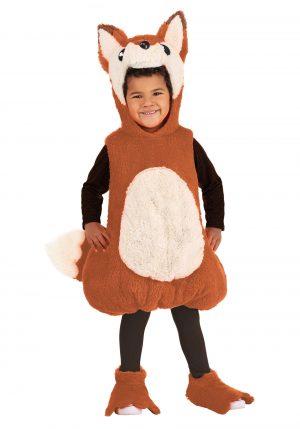 Fantasia de Raposa para crianças – Bouncy Bubble Fox Costume for Toddlers