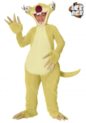 Fantasia de SID era do gelo -Ice Age Sid the Sloth Child Costume