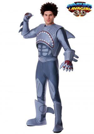 Fantasia de Sharkboy para adultos – Sharkboy Costume for Adults