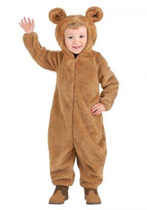 Fantasia de Ursinho de Pelúcia – Little Teddy Toddler Costume