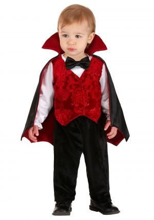 Fantasia de Vampiro para bebes -Infant's Little Vlad Vampire Costume