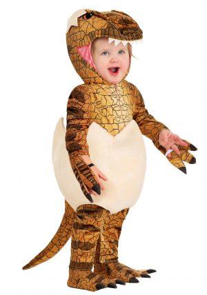 Fantasia de Velociraptor bebê  -Velociraptor Baby Costume