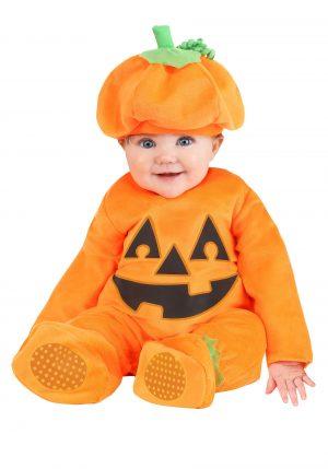 Fantasia de abóbora para bebe- Infant Pumpkin Chunkin Costume