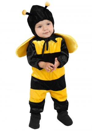 Fantasia de abelhinha para bebe -Little Bee Costume