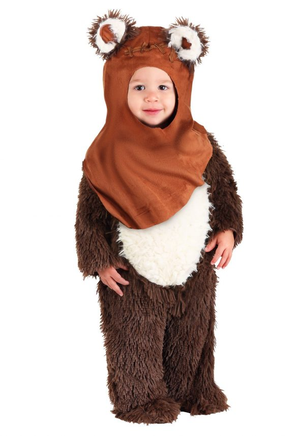 Fantasia de bebe Ewok Wicket de Star Wars – Infant Star Wars Ewok Wicket Costume