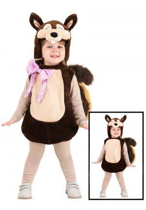 Fantasia de bebe esquilo-  Nutty the Squirrel Infant Costume
