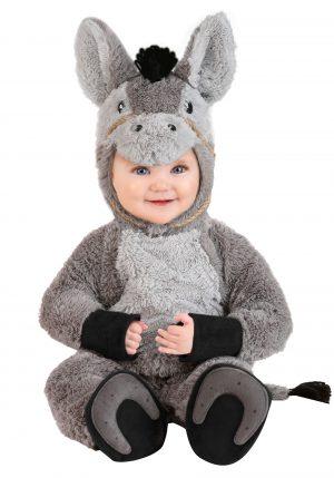 Fantasia de burrinho para bebe – Infant Donkey Costume