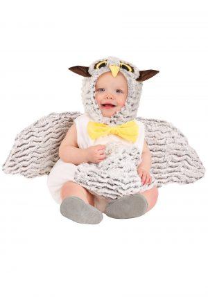 Fantasia de coruja para bebês- Oliver the Owl Costume for Infants