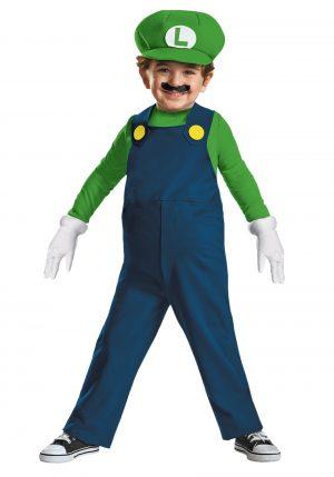 Fantasia  de criança Luigi – Toddler Luigi Costume