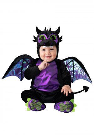 Fantasia de dragão para bebe- Infant Baby Dragon Costume