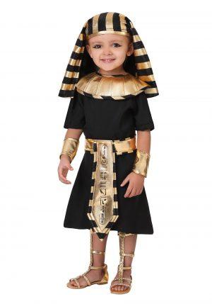 Fantasia de faraó egípcio para crianças – Toddler's Egyptian Pharaoh Costume