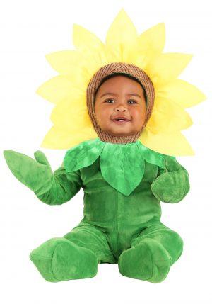 Fantasia de flor para bebe – Flower Infant Costume