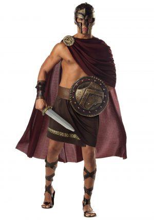 Fantasia de guerreiro espartano – Spartan Warrior Costume