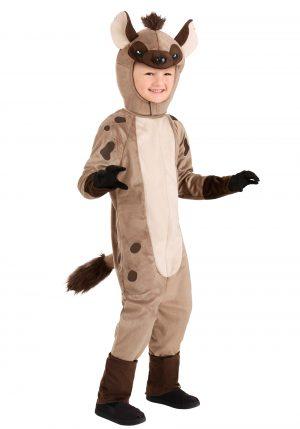 Fantasia de hiena para Criança -Costume Toddler's Hyena