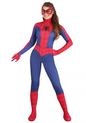 Fantasia de homem-aranha feminino – Women's Spider-Man Costume