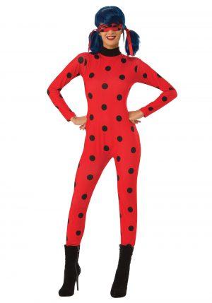 Fantasia de joaninha Ladybug Miraculous-Adult Miraculous Ladybug Costume