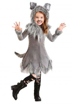 Fantasia de lobo para criança -Toddler's Wolf Costume