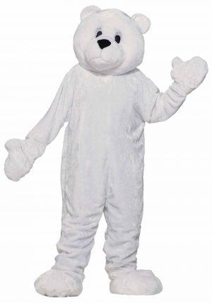 Fantasia de mascote de urso polar – Mascot Polar Bear Costume