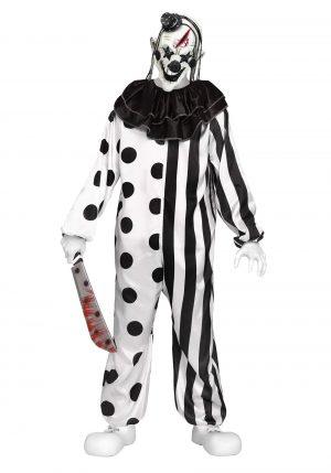 Fantasia de palhaço assassino adolescente – Teen Killer Clown Costume