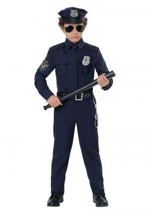 Fantasia de policial para criança – Toddler's Cop Costume