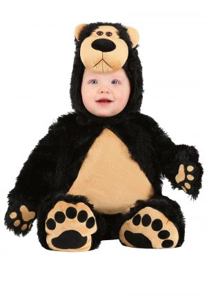 Fantasia de urso para bebês – Bear Costume for Infants
