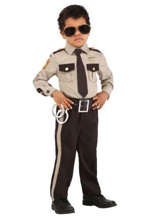 Fantasia de xerife  infantil – Toddler's Sheriff Costume
