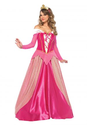 Fantasia feminina da princesa Aurora – Women's Princess Aurora Costume