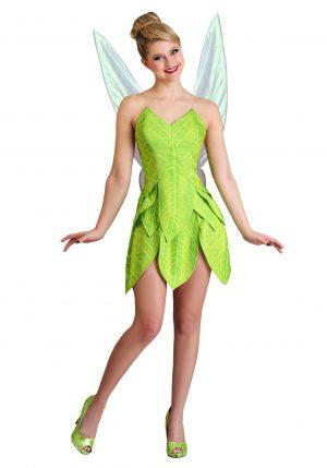 Fantasia feminina de Fadinha -Women's Fairytale Tink Costume