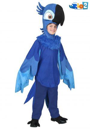 Fantasia infantil Rio Blu – Child Rio Blu Costume