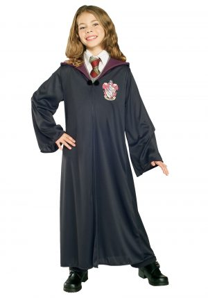 Fantasia  infantil da Grifinória Harry Potter -Child Gryffindor Robe