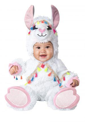 Fantasia para bebe de LHAMA- Infant Lil' Llama Costume