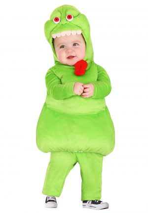 Fantasia de Slimer Infantil Ghostbusters – Ghostbusters Infant Slimer Costume