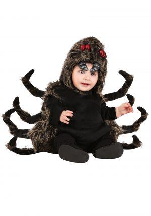 Fantasia de aranha Tarântula para Bebês – Talan the Tarantula Costume for Infants