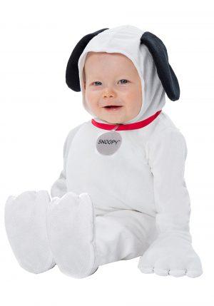 Fantasia de Bebe  Snoopy -Peanuts Baby Snoopy Costume