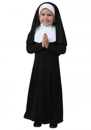 Fantasia de freira para criança – Toddler Nun Costume