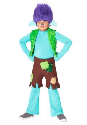 Fantasia  Premium Trolls Boys Branch – Trolls Boys Branch Premium Costume