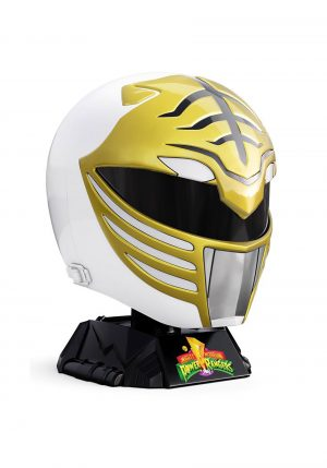 Capacete de réplica do Power Rangers – Power Rangers Lightning Collection