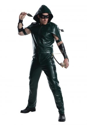 Fantasia Arqueiro deluxe – Adult Deluxe Arrow Costume