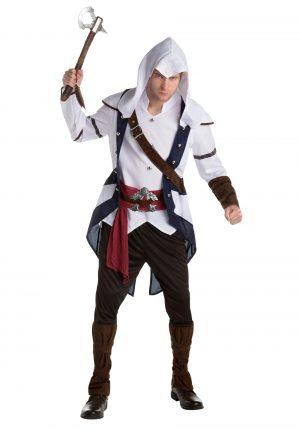 Fantasia Assassins Creed adulta – Assassins Creed: Connor Classic Adult Costume
