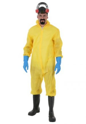Fantasia Breaking Bad Walter White – Breaking Bad Walter White Toxic Suit Costume
