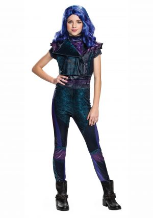 Fantasia Clássico Disney Descendants 3 Girls Mau – Disney Descendants 3 Girls Mal Classic Costume